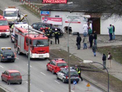 Tragiczny wypadek w Wielkopolsce. Nie żyje dwulatek