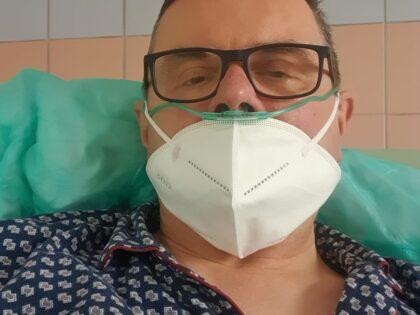 Chory na COVID-19 poseł PiS apeluje: Opamiętajcie się!