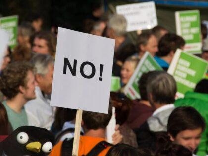 Protest rolników sparaliżował Warszawę. Policja obstawia całe miasto