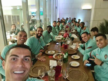Cristiano Ronaldo ma koronawirusa! Jeszcze wczoraj przebywał z całą reprezentacją!