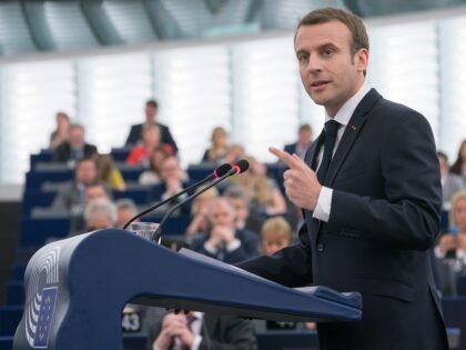 Godzina policyjna we Francji. Nowa taktyka Emmanuela Macron w walce z koronawirusem