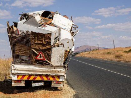 Nielegalny transport 20 ton odpadów z Niemiec zatrzymany w drodze do Polski!
