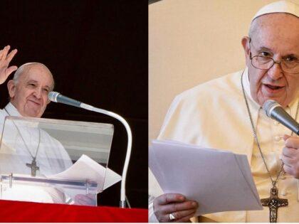 Papież Franciszek wspiera związki partnerskie osób homoseksualnych