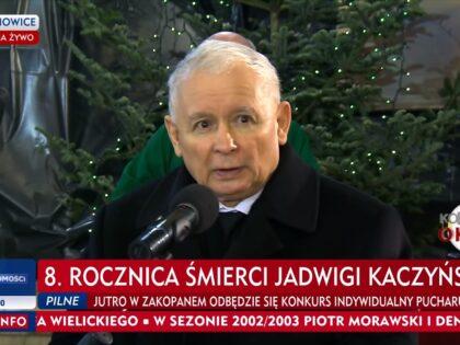 Kontrowersyjna wypowiedź Kaczyńskiego na mszy za matkę poruszyła Internautów! Politycy także mocno reagują