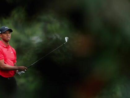 Tiger Woods miał wypadek samochodowy: Miał szczęście, że przeżył