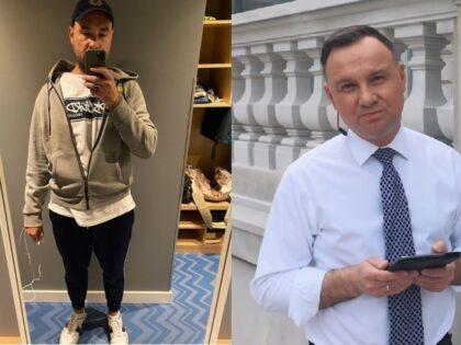 """Pisarz Jakub Żulczyk nazwał prezydenta Andrzeja Dudę """"debilem""""! Teraz poniesie konsekwencje"""