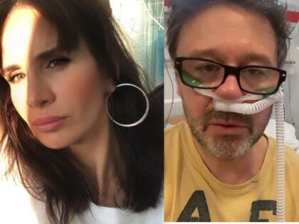 Viola Kołakowska oskarża Andrzeja Piasecznego o udawanie choroby! Padły mocne słowa